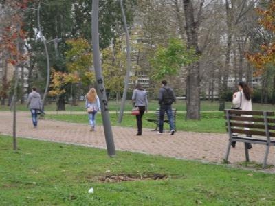 Почиње реконструкција Лиманског парка