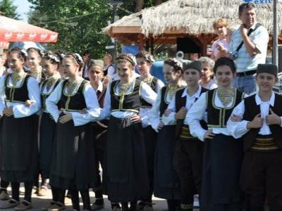 """Трећи интернационални фестивал игре и музике """"Зов равнице"""""""