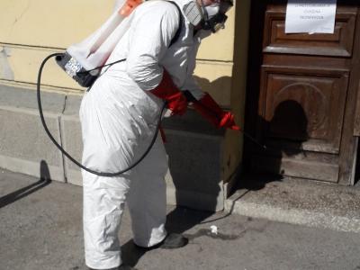 """ЈКП """"Градско зеленило Нови Сад"""" укључено у дезинфекцију града"""