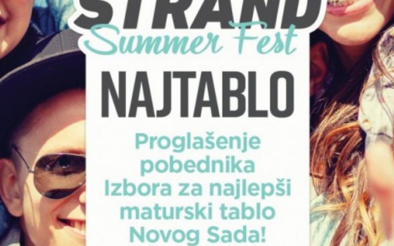 """Štrand Summer Fest"" и ове године дочекује Новосађане"